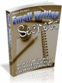 Email Marketing Secrets Mrr Ebook