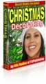 Christmas Decorating Mrr Ebook