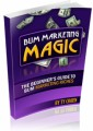 Bum Marketing Magic Plr Ebook