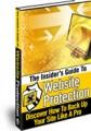 Website Protection MRR Ebook