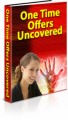 One Time Offers Uncovered MRR Ebook