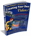 Creating Your Own Videos MRR Ebook