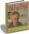 Kids Fun Recipes Resale Rights Ebook