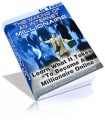 The Making Of An Internet Millionaire Resale Rights Ebook
