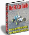 The Rc Car Guide Resale Rights Ebook