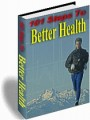 101 Steps To Better Health Resale Rights Ebook