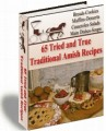 65 Tried And True Traditional Amish Recipes Resale Rights Ebook
