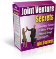 Joint Venture Secrets Resale Rights Ebook