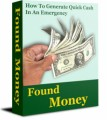 Found Money - 101 Ways To Raise Emergency Money Resale Rights Ebook
