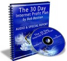 The 30 Day Internet Profit Plan Resale Rights Ebook