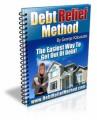 Debt Relief Method Resale Rights Ebook