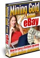 Mining Gold On Ebay MRR Ebook