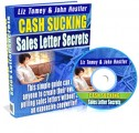 Cash Sucking Sales Letter Secrets MRR Ebook