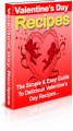 Valentine's Day Recipes MRR Ebook