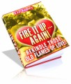 Fire It Up Again MRR Ebook