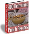 400 Refreshing Punch Recipes MRR Ebook