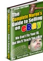 The Complete Moron's Guide To Selling On Ebay MRR Ebook