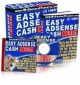 Easy Adsense Cash Course MRR Ebook