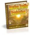 Auction Traffic Explosion MRR Ebook