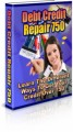 Debt Credit Repair 750 PLR Ebook