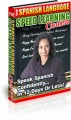The Spanish Language Speed Learning Course PLR Ebook