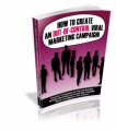 How To Create An Out-Of-Control Viral Marketing Campaign PLR Ebook