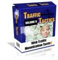 Traffic Tactics : Volume V PLR Ebook