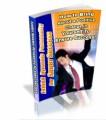 Exhibit Dynamic Personality For Super Success PLR Ebook