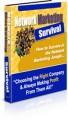 Network Marketing Survival PLR Ebook