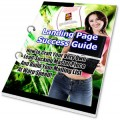 Landing Page Success Guide PLR Ebook