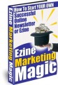 Ezine Marketing Magic PLR Ebook