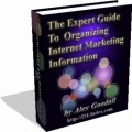 Organizing Internet Marketing Information Give Away Rights Ebook