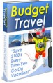 Budget Travel PLR Ebook
