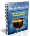 5 Secrets To Profiting With Reprint Rights Give Away Rights Ebook