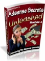 Adsense Secrets Unleashed The Adsense Traffic Avalanche MRR Ebook