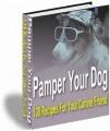 Pamper Your Dog MRR Ebook