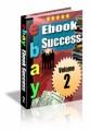 Ebay Ebook Success Vol 2 MRR Ebook