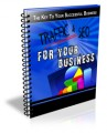 Traffic  Seo For Your Business PLR Ebook