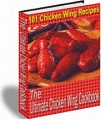 101 Chicken Wings Recipes PLR Ebook