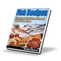 Fish Recipes PLR Ebook