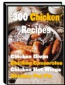 300 Chicken Recipes MRR Ebook