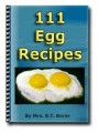 111 Egg Recipes Resale Rights Ebook