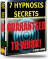 7 Hypnosis Secrets MRR Ebook