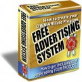 Free Advertising System Give Away Rights Ebook