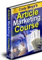 Article Marketing Course Mrr Ebook