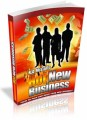 Hot New Business Mrr Ebook