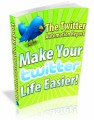 The Twitter Automation Report MRR Ebook