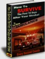 How To Survive The First 10 Days After Your Stroke Give Away Rights Ebook
