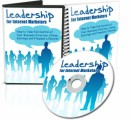Leadership For Internet Marketers MRR Ebook With Audio & Video