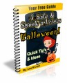 Spookalicious Halloween MRR Ebook